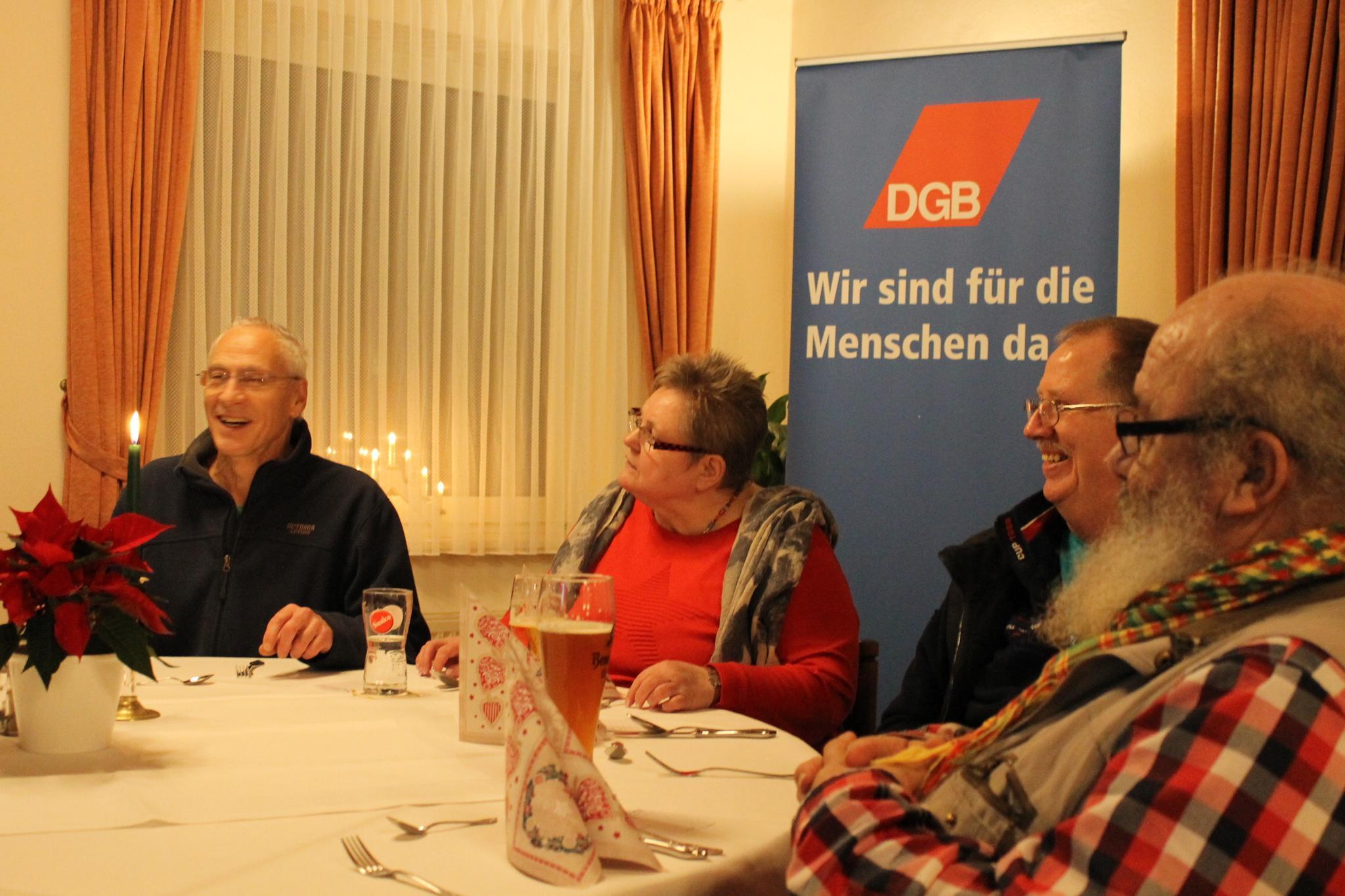 Jahresabschluss DGB Region Nord-Ost-Niedersachsen