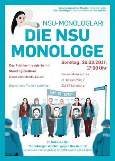 NSU Monologe