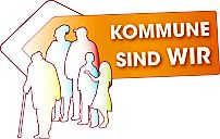 Logo zu Kommunen sind wir