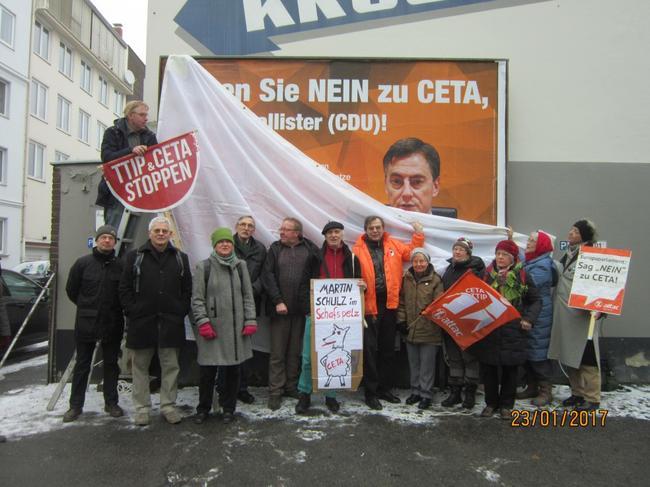 McAllester gegen CETA