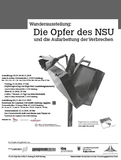 Opfer NSU Ausstellung