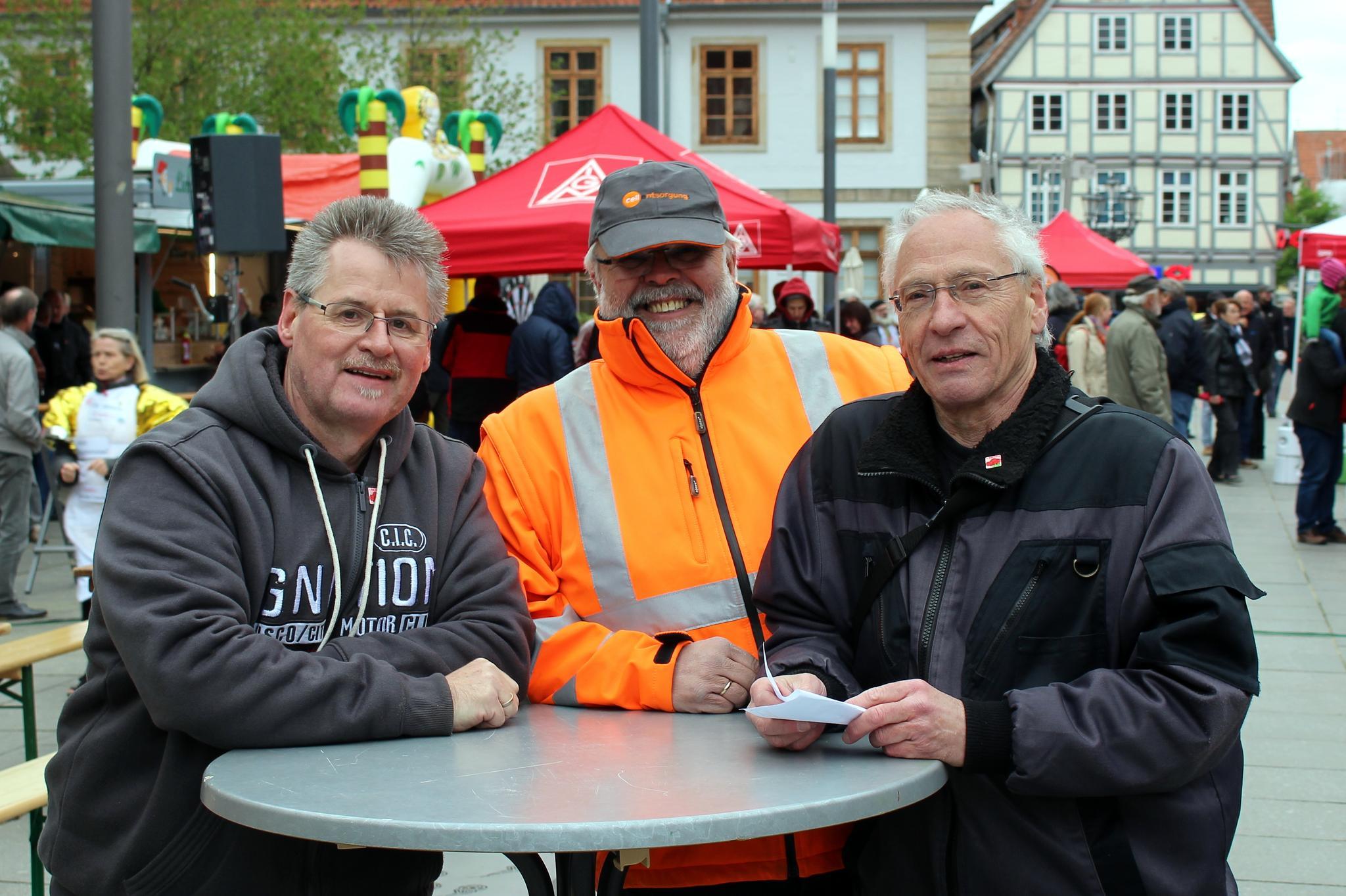 #1.Mai Celle 2018