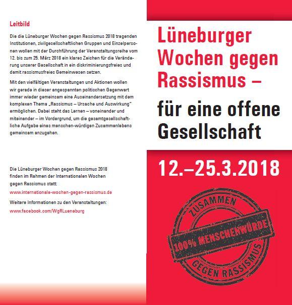Lüneburger Wochen gegen Rassismus